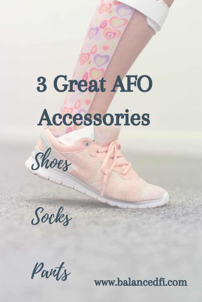 AFO Shoes AFO Socks - Balanced FI