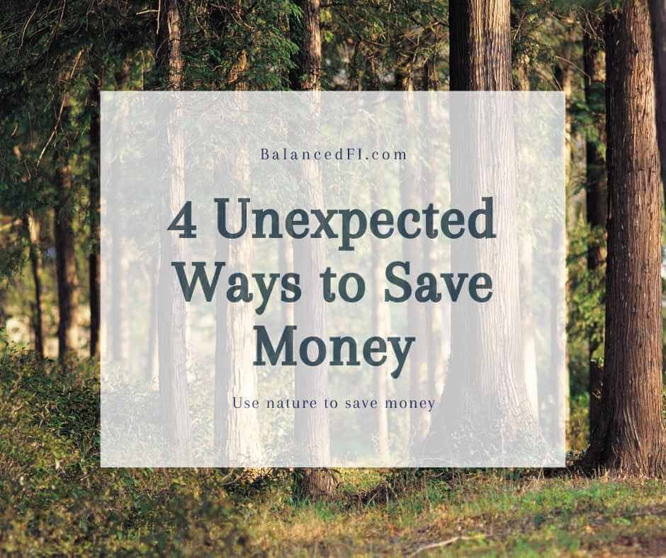 4 Unexpected Ways to Save Money